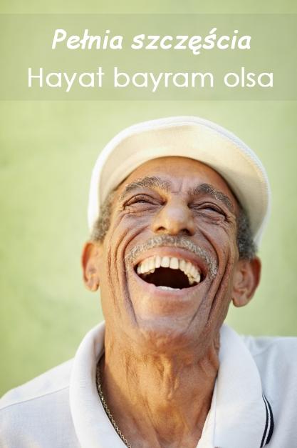 turecka pełnia szczęścia hayat bayram olsa